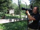 Der Fotograf in Action