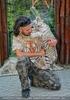 Weißer Tiger Nachwuchs 40