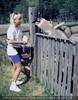 Gabi und ein frecher Esel