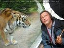 Was denkt sich der bloß - der Tigermann