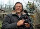 Tigerman Begrüßung