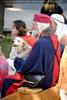 Druide mit Hund