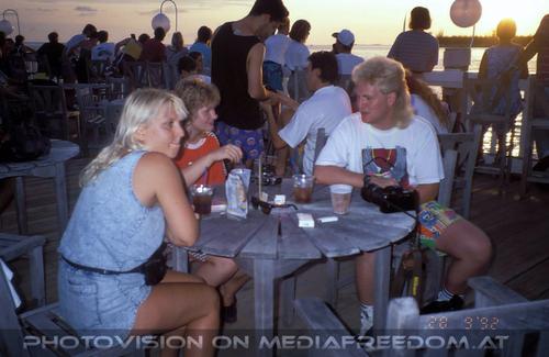 The legendary sundown 04: Gabriele P.,Tamara M.,Dietmar Messner