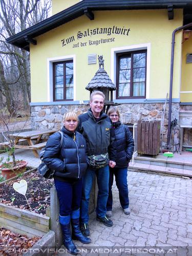 Im Föhrenwald 09: Gabriele P.,Dietmar Messner,Tamara M.