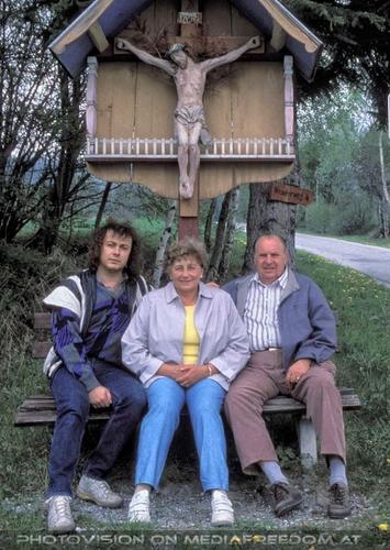 Urlaubsbesuch 03: Charly F. Lovehurts (Charly Swoboda),Gertrude Swoboda,Karl Swoboda