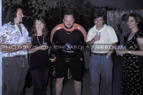 Real Rare Earth Fans 2: Charly Swoboda,?,Heinz Angel,Roman M.,Andrea K.