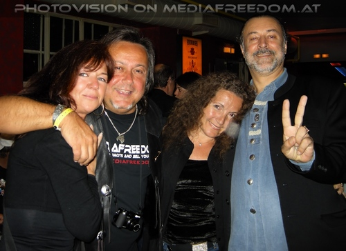 Incorrect Species 04: Eva D.,Charly Swoboda,Gabriele L.,Wolfgang Rehor