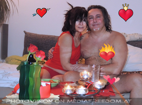 Celebrate Valentine 40: Eva D.,Charly Swoboda