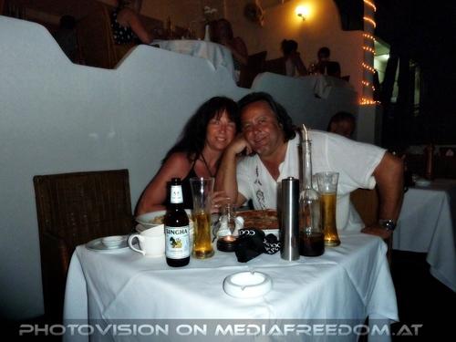 Peace Resort - Pix 40: Eva D.,Charly Swoboda