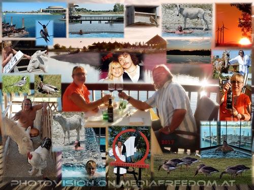 Ein tierisches Jubiläum: Gabriele P.,Charly Swoboda