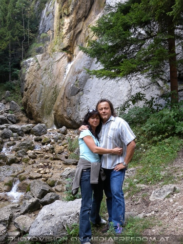 Beim Sebastian Wasserfall 23: Eva D.,Charly Swoboda