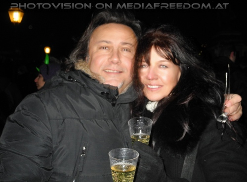 Prosit 2011: Charly Swoboda,Eva D.
