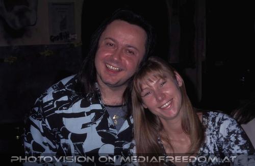 Metal Party: Charly Swoboda,Kerstin