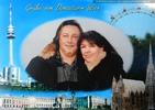 Grüße vom Donauturm