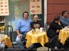 Die Stadt 08 - Im Cafe
