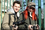 Fotografen Paar