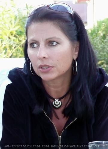Funny visit 03: Brigitte Egretzberger