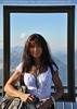 Auf dem Skywalk im Bilde