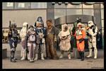Star Wars, Gruppenfoto