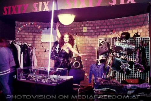 Sixty Six Fashion 01: Iris Geher