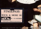 Stage Pass