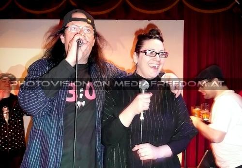 Birthday Megaparty 57: Muff Sopper,Eva Gotschke