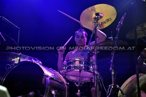 Rock and Roll Circus - Tour Pix 056: Mario Brodtrager