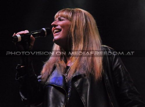 Rock and Roll Circus - Tour Pix 018: Petra Probst