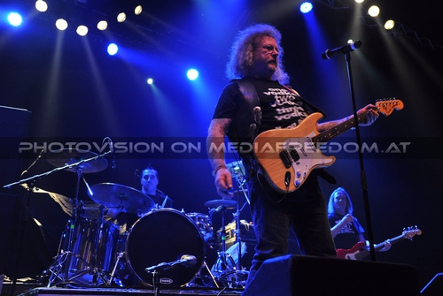 Rock and Roll Circus - Tour Pix 030: Mario Brodtrager,Hannes Bartsch,Thomas Gehrke (Tom)