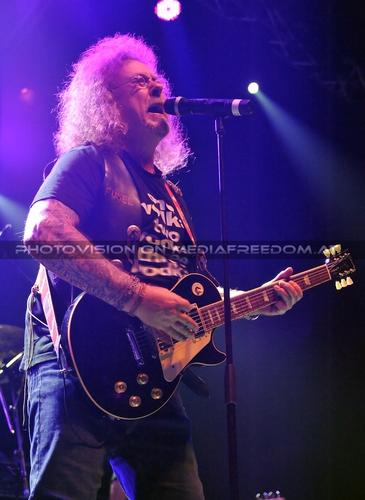 Rock and Roll Circus - Tour Pix 052: Hannes Bartsch