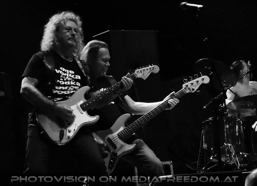 Rock and Roll Circus - Tour Pix 061: Hannes Bartsch,Thomas Gehrke (Tom),Mario Bodtrager
