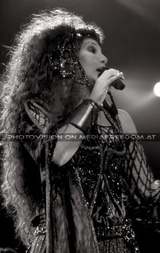 Do you believe? - Tour 09: Cher