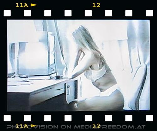 Blue-eyed lullaby 11: Manuela M.