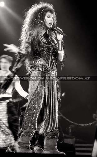 Do you believe? - Tour 05: Cher
