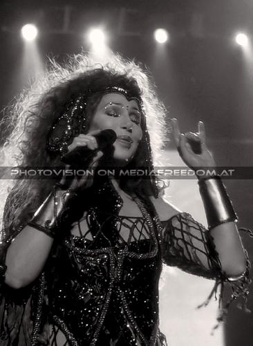 Do you believe? - Tour 02: Cher