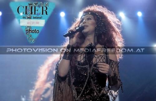 Do you believe? - Tour 01: Cher