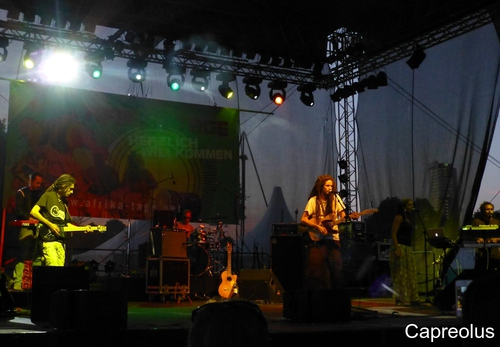 Reggae: Martin Zobel & Soulrise Band