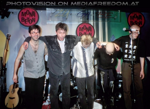 Its MTV 09: Toni Matosic,Thomas Schreiber,Günther Paal,Geri Schuller