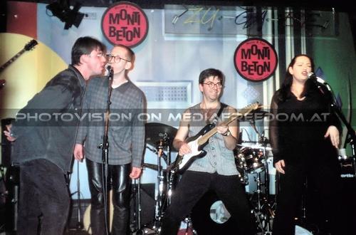 Its MTV 04: Thomas Schreiber,Günther Paal,Toni Matosic,Tini Kainrath