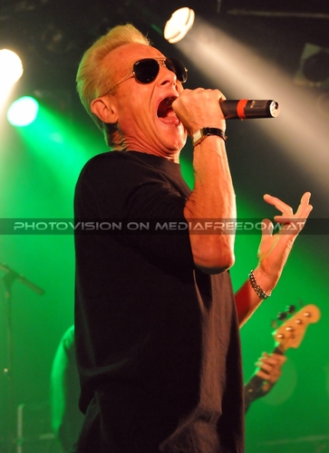 Welcome to America 09: Graham Bonnet