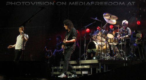 Rock the Cosmos 08: Paul Rogers,Brian May,Roger Taylor