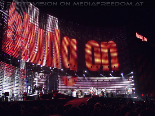 Vertigo 20: The Edge,Larry Mullen,Bono,Adam Clayton