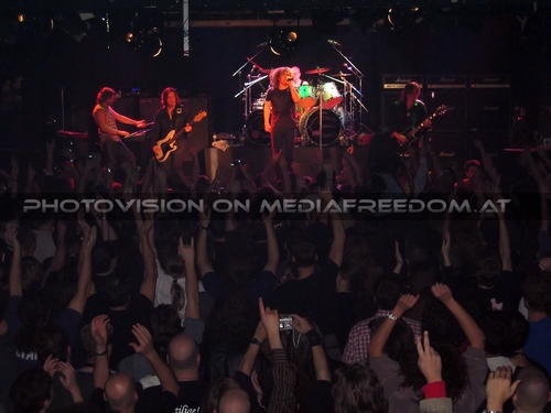Start from the dark - Tour 11: Mic Michaeli,John Leven,Joey Tempest,John Norum