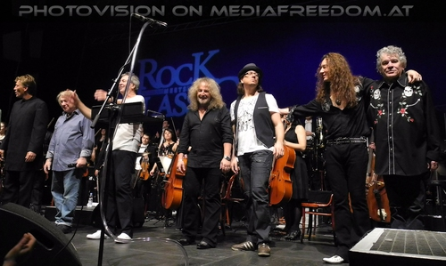 Final: Bohemian Symphony Orchestra,Lou Garmm,Ian Gillan,Les Holroyd,Dan McCafferty