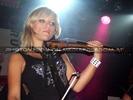 The violin lady