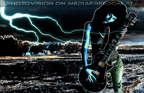 Lightning and....: Andrea Necas
