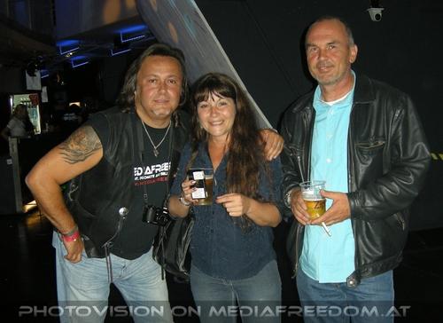 Music Party Pix 25: Charly Swoboda,Amanda Peniston-Bird