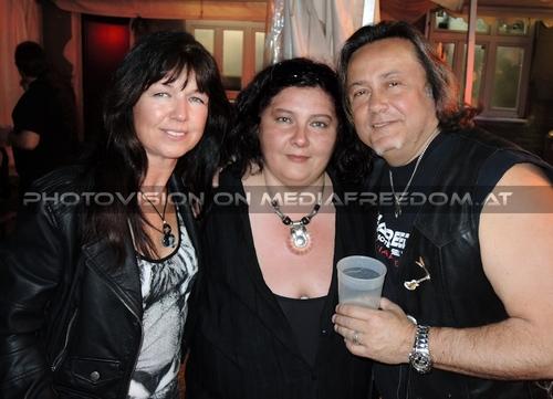The Party 11: Eva D.,Martina Pokorny,Charly Swoboda