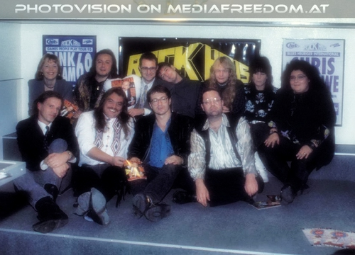 Party Gäste 19 - Juke + Rock Box Crew: Christian Schmid,Charly Swoboda,Viktor Samwald,Harry Fuchs,Wolfgang Hauptmann,Muff Sopper...