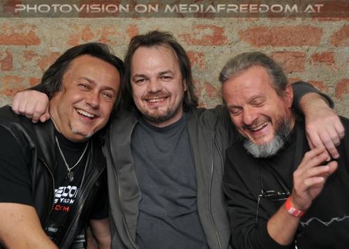 Wake the sleeper 52: Charly Swoboda,Norbert Ivanek,Wolfgang Gonaus